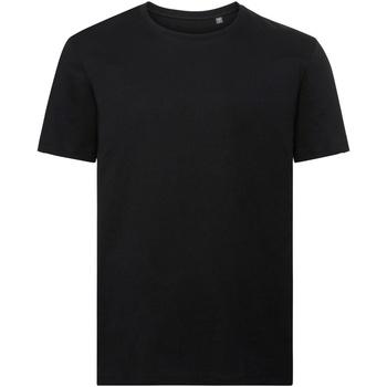 Abbigliamento Uomo T-shirt maniche corte Russell R108M Nero