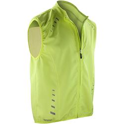 Abbigliamento Uomo Giacche sportive Spiro S259X Lime fluorescente