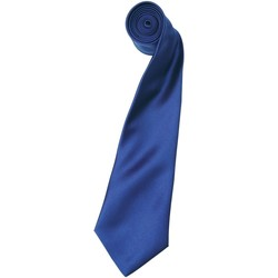 Abbigliamento Uomo Cravatte e accessori Premier PR750 Blu Marino