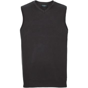 Abbigliamento Uomo Gilet / Cardigan Russell 716M Nero