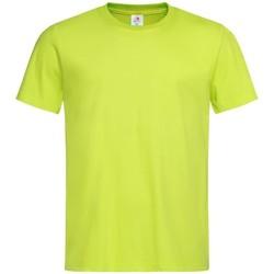 Abbigliamento Uomo T-shirt maniche corte Stedman  Lime