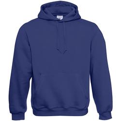 Abbigliamento Uomo Felpe B And C WU620 Blu elettrico