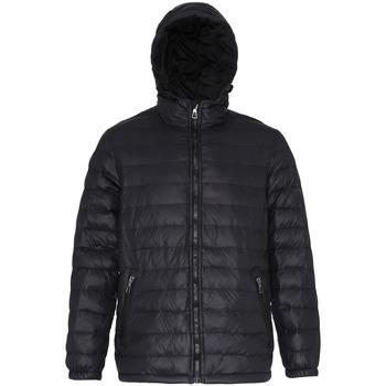 Abbigliamento Uomo Piumini 2786 TS016 Nero