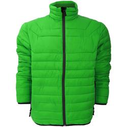 Abbigliamento Uomo Piumini Stormtech PFJ-3 Verde acceso/Nero