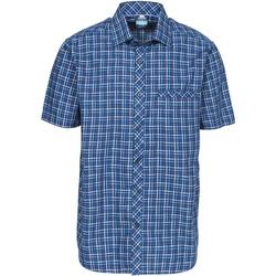 Abbigliamento Uomo Camicie maniche corte Trespass Baffin Blu