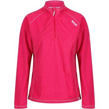 Abbigliamento Donna Felpe in pile Regatta Montes Rosso