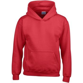 Abbigliamento Unisex bambino Felpe Gildan 18500B Rosso