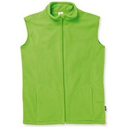 Abbigliamento Uomo Gilet / Cardigan Stedman  Verde Kiwi
