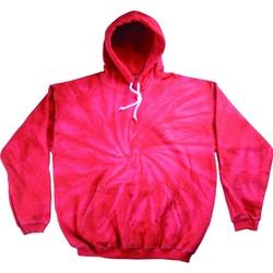 Abbigliamento Uomo Felpe Colortone TD30M Rosso