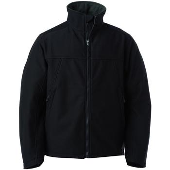 Abbigliamento Uomo Giacche Russell 018M Nero
