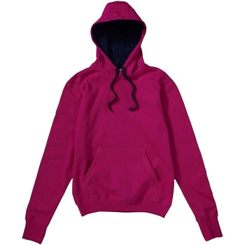 Abbigliamento Uomo Felpe Sg SG24 Rosa scuro/Blu navy