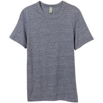Abbigliamento Uomo T-shirt maniche corte Alternative Apparel AT001 Blu scuro Eco