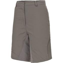 Abbigliamento Donna Shorts / Bermuda Trespass Hashtag Grigio