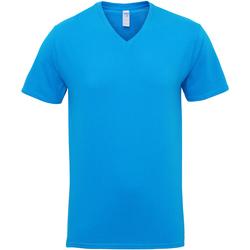 Abbigliamento Uomo T-shirt maniche corte Gildan 41V00 Zaffiro