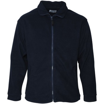 Abbigliamento Uomo Felpe in pile Absolute Apparel Brumal Blu navy