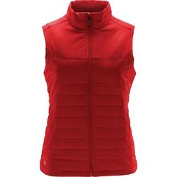 Abbigliamento Donna Piumini Stormtech KXV-1W Rosso acceso