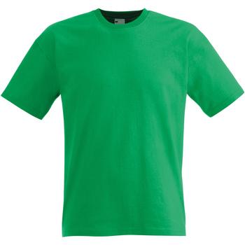 Abbigliamento Uomo T-shirt maniche corte Universal Textiles 61082 Verde brillante