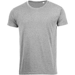 Abbigliamento Uomo T-shirt maniche corte Sols 01182 Grigio