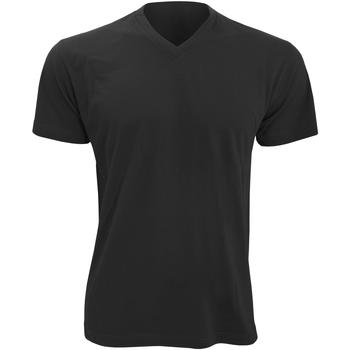 Abbigliamento Uomo T-shirt maniche corte Sols 11150 Nero intenso
