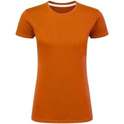 Abbigliamento Donna T-shirt maniche corte Sg Perfect Arancio