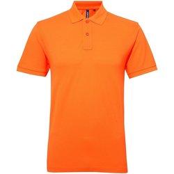 Abbigliamento Donna Polo maniche corte Asquith & Fox AQ025 Arancione neon