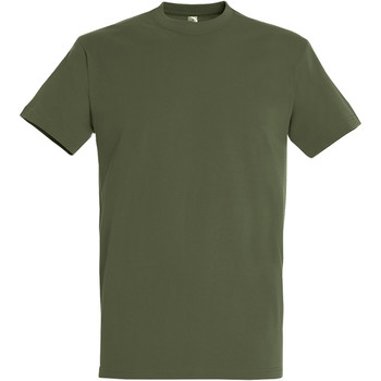 Abbigliamento Uomo T-shirt maniche corte Sols 11500 Militare