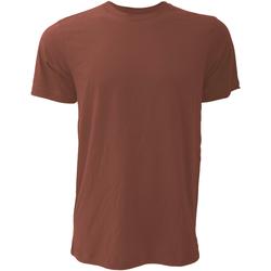 Abbigliamento Uomo T-shirt maniche corte Bella + Canvas CA3001 Arancione screziato