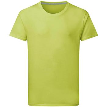 Abbigliamento Uomo T-shirt maniche corte Sg Perfect Verde lime