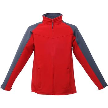 Abbigliamento Uomo giacca a vento Regatta  Rosso/Grigio