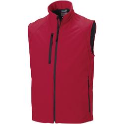 Abbigliamento Uomo Giacche Russell Soft Shell Rosso