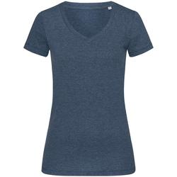 Abbigliamento Donna T-shirt maniche corte Stedman Stars  Blu scuro