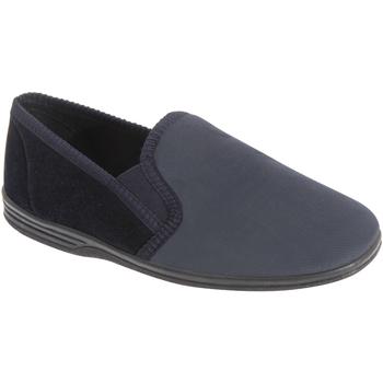Scarpe Uomo Pantofole Zedzzz  Blu navy/Grigio