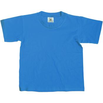 Abbigliamento Unisex bambino T-shirt maniche corte B And C TK300 Atollo