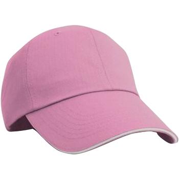 Accessori Cappellini Result RC038 Rosa/Bianco