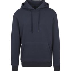 Abbigliamento Uomo Felpe Build Your Brand BY011 Blu navy