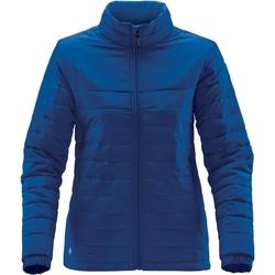 Abbigliamento Donna Piumini Stormtech QX-1W Blu azzurro