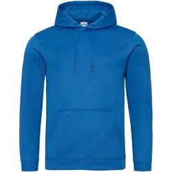 Abbigliamento Felpe Awdis JH006 Blu reale
