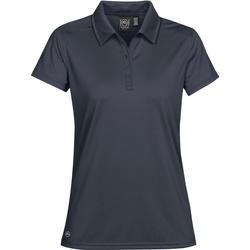 Abbigliamento Donna Polo maniche corte Stormtech PG-1W Blu navy