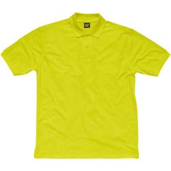 Abbigliamento Unisex bambino Polo maniche corte Sg SG50K Verde lime