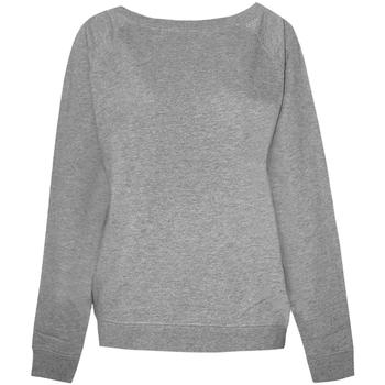 Abbigliamento Donna Felpe Skinni Fit SK513 Grigio