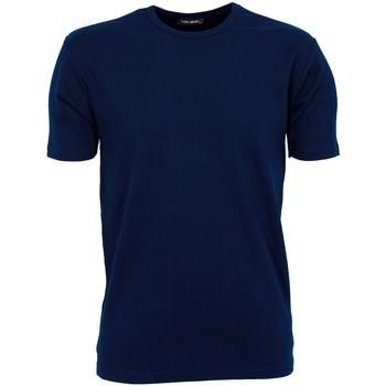 Abbigliamento Uomo T-shirt maniche corte Tee Jays TJ520 Blu navy