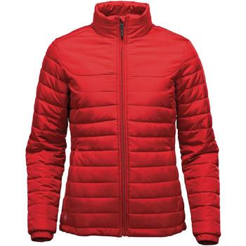 Abbigliamento Donna Piumini Stormtech QX-1W Rosso acceso