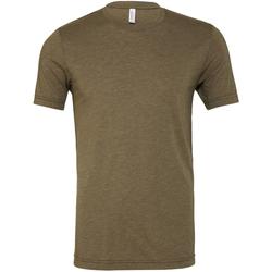 Abbigliamento Uomo T-shirt maniche corte Bella + Canvas CA3413 Verde
