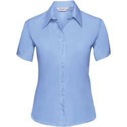 Abbigliamento Donna Camicie Russell 957F Cielo chiaro