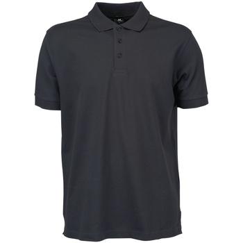 Abbigliamento Uomo Polo maniche corte Tee Jays TJ1405 Grigio scuro