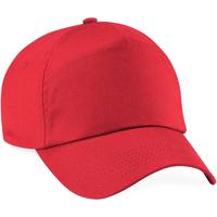 Accessori Cappellini Beechfield BC010 Rosso Brillante