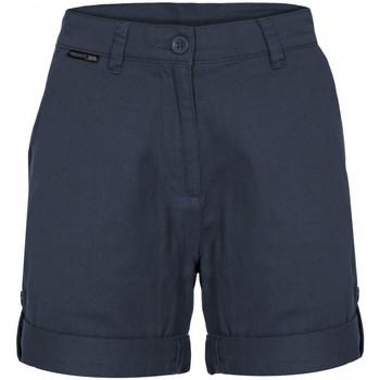 Abbigliamento Donna Shorts / Bermuda Trespass Rectify Blu navy