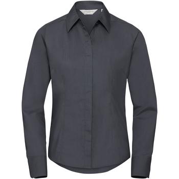 Abbigliamento Donna Camicie Russell 924F Grigio