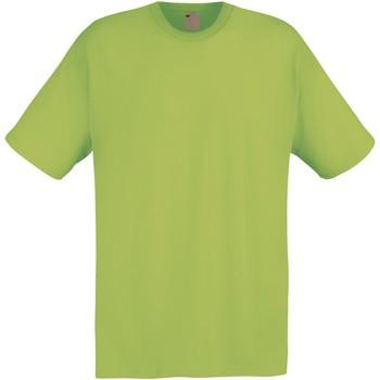 Abbigliamento Uomo T-shirt maniche corte Universal Textiles 61082 Verde primavera