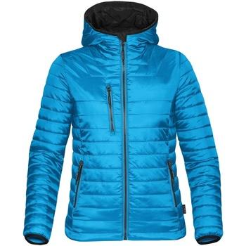 Abbigliamento Donna Piumini Stormtech ST804 Blu Elettrico/Nero